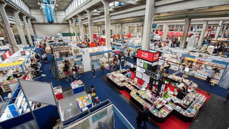 stand di Altaforte al Salone del Libro di Torino