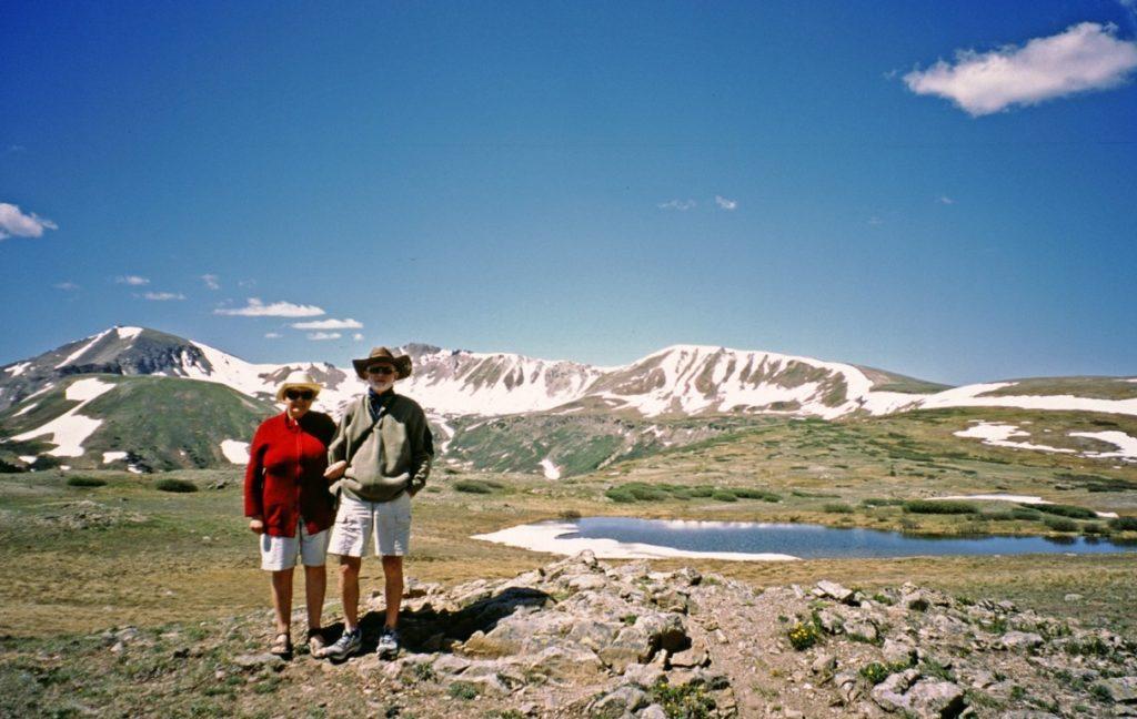 viaggiatori analogici in camper negli USA Francesco Zilio e Silvana (2)