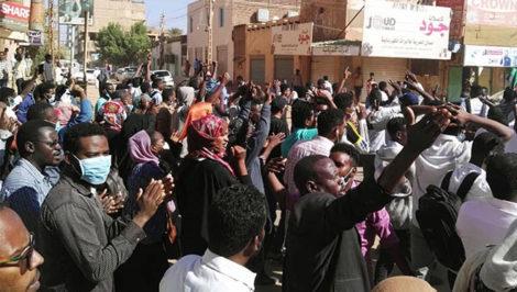 Sudan massacri civili appello comitato centrale medici sudanesi