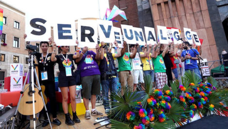 Varese Pride 2018 Arcigay Varese Giovanni Boschini