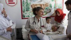 Manuela Valenti, direttrice divisione pediatrica di Emergency intervista