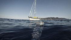 isola di plastica nel mar tirreno denuncia di greenpeace