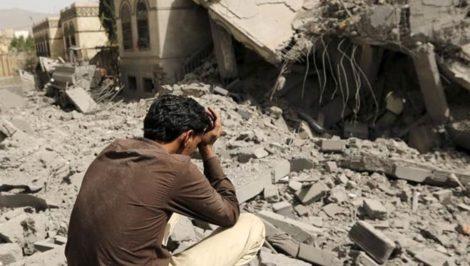 stop all'esportazione delle armi dall'Italia per lo Yemen in guerra