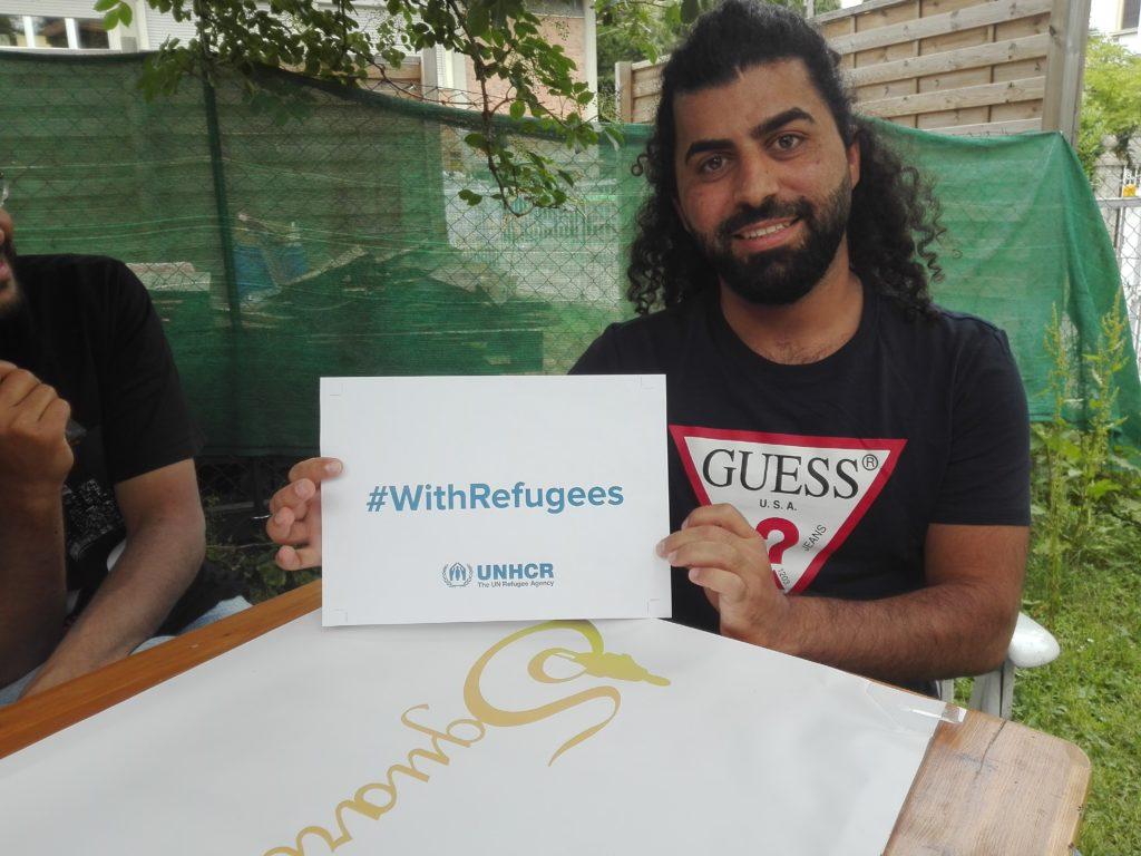 unhcr rifugiati cooperativa intrecci