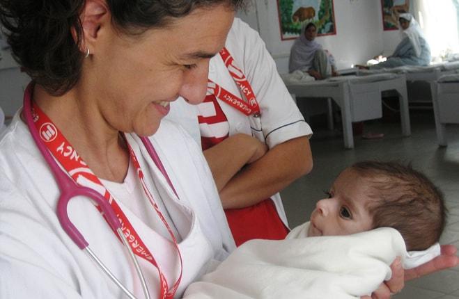 manuela valenti pediatria afghanistan emergency