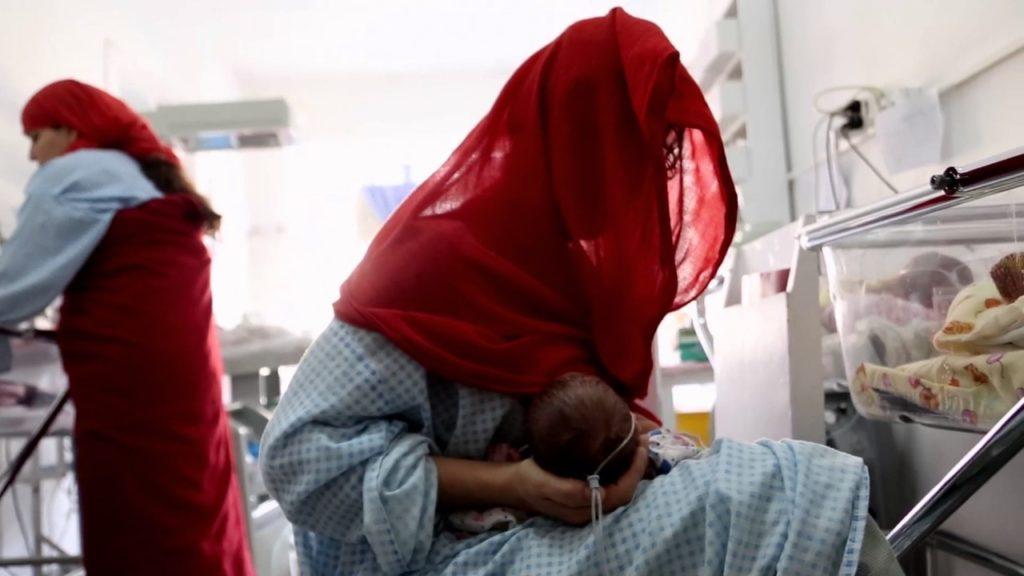 pediatria afghanistan emergency