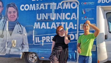 brindisi-dt-lungomare downtour AIPD associazione italiana persone sindrome di down