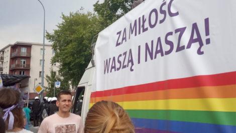 pride Polonia Białystok violenze nazisti