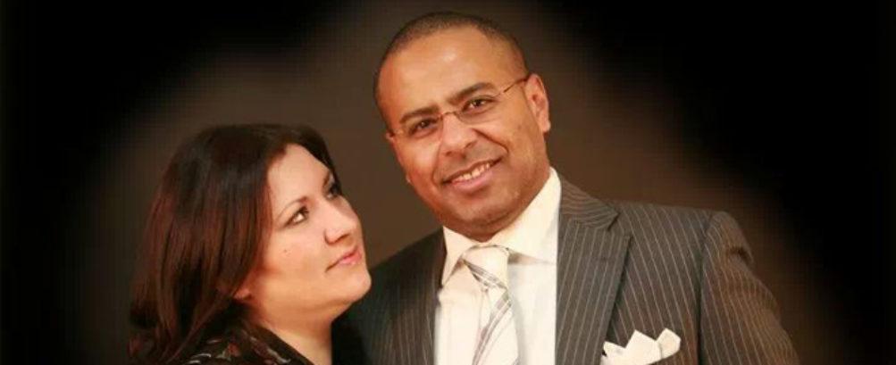 Hany Ayoub Emam massofisioterapista egiziano in Italia con moglie cristiana famiglia multiculturale