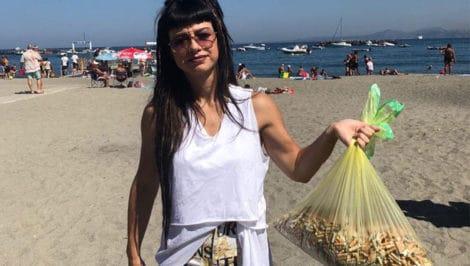 dolcenera ischia greenpeace mare inquinamento plastica plastic radar