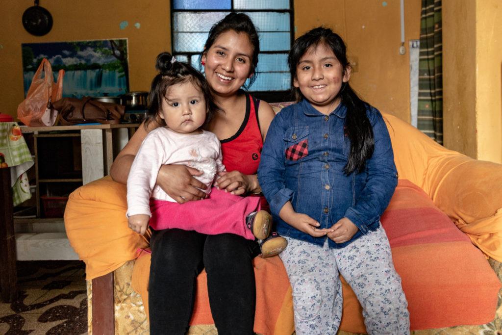 intervista Perù Lima Cesvi (4) con psicologa Lilian Meza Camac