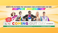 Coming Out Day campagna Arcigay LGBTI 11 ottobre 2019