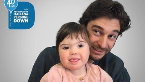 Downtour al termine per il 13 ottobre Giornata Nazionale persone con sindrome down con Lino Guanciale