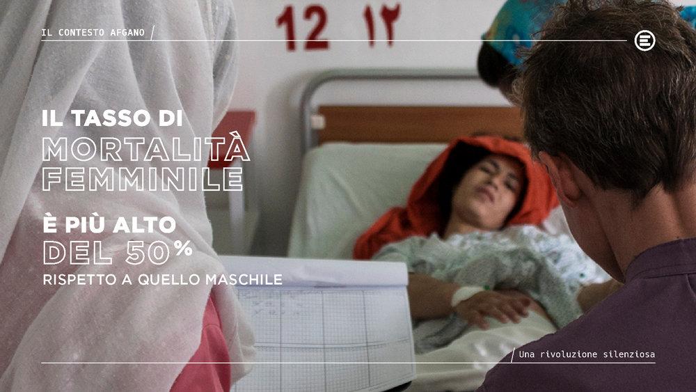 Emergency Afghanistan Empowerment femminile centro maternità Anabah