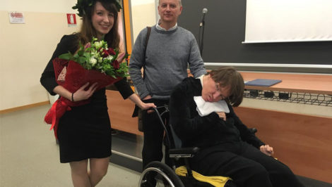 Erika Borellini studentessa università Modena Caregiver