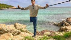 Giacomo Perini campione paralimpico canottaggio osteosarcoma alla gamba