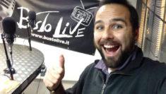 Gianluca radio BustoLIVE Busto Arsizio Flash (1)