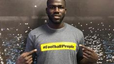 Kalidou Koulibaly #footballpeople