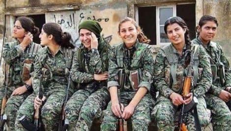 La lettera delle combattenti curde morte ad Afrin Turchia contro Siria e popolo Curdo