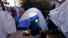 """Lesbo, campo di Moria """"Disumanità nel cuore dell'Europa"""" (3)"""