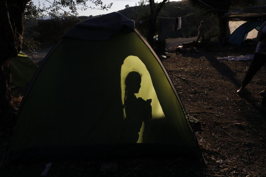 """Lesbo, campo rifugiati di Moria: """"Disumanità nel cuore dell'Europa"""""""