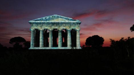 Poseidonia città d'acqua archeologia e cambiamenti climatici