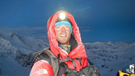 rassegna cinematografica Il Grande Sentiero 2019 Nikolaj Niebuhr, alpinista
