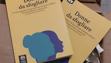 Donne Da Sfogliare Edda Billi Maria Laura Annibali attiviste lesbiche - Lidia Borghi - Alessandra Bialetti