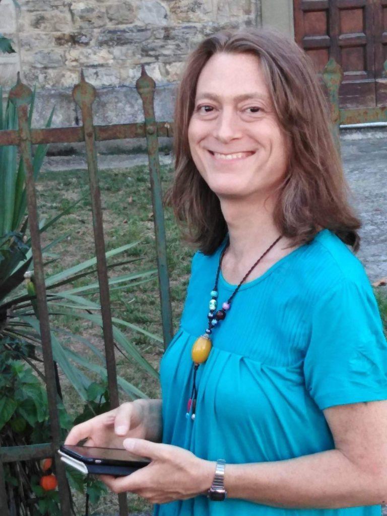 Daria donna trans MtF Intersexioni