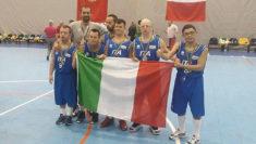 La Nazionale italiana con sindrome di Down è campione del mondo Portogallo 2019