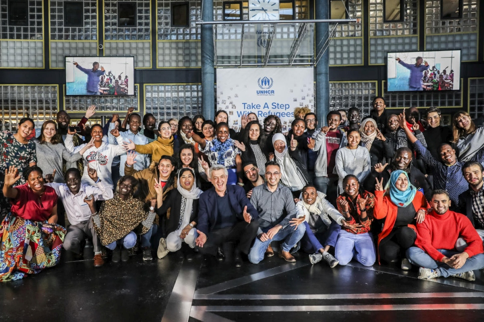 primo forum globale dei rifugiati UNHCR