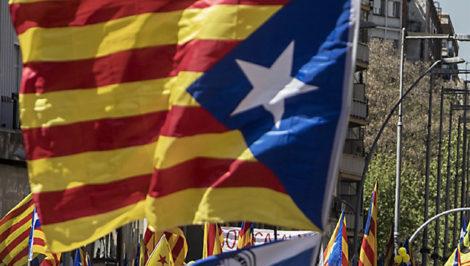 Diario dalla Catalogna libro crisi catalana 2017 Andrea Lapponi