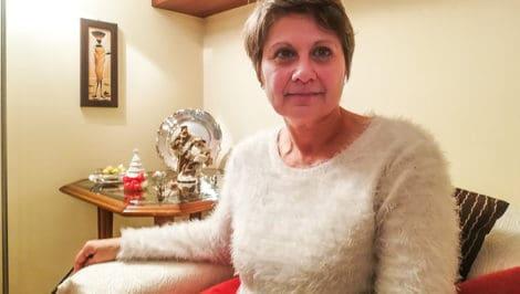 Lucia Politi tumore ovarico con mutazione genetica BRCA testimonianza intervista