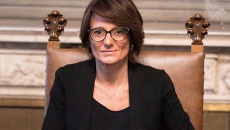 Ministra Elena Bonetti Pari Opportunità Legge omotransfobia