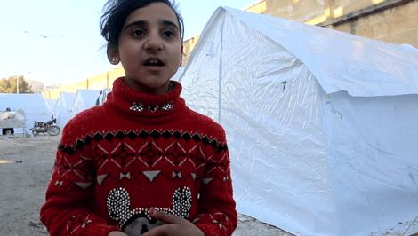 Siria 200mila bambini sfollati negli ultimi due mesi. Escalation di violenza a Idlib e Aleppo Save The Children