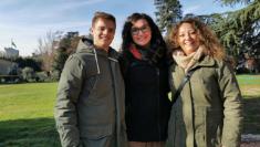 Davide Valier e Francesca Farma, in Canada per aiutare la ricerca della Fibrosi Cistica - Videointervista