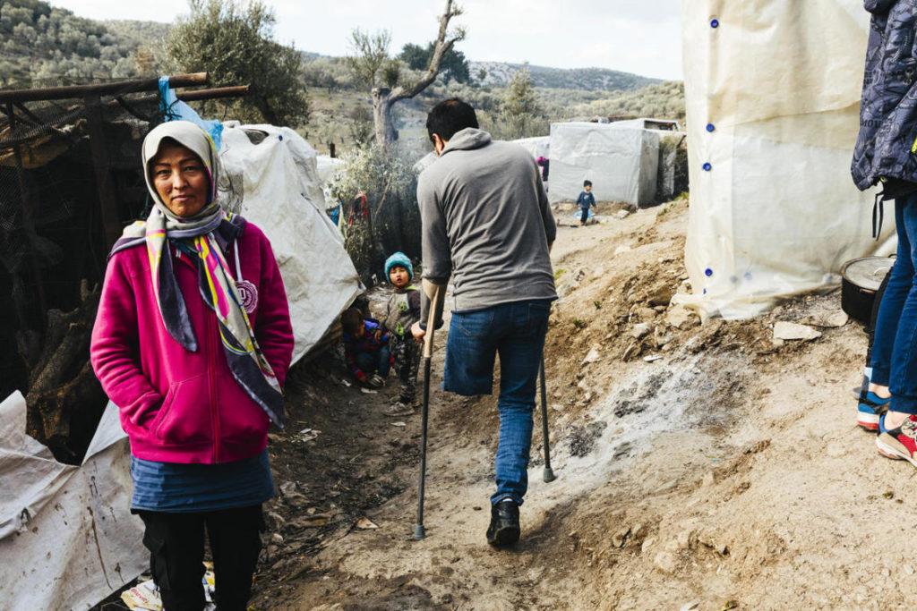 """Alto Commissario ONU per i Rifugiati: """"Agire ora per alleviare le sofferenze nei centri di accoglienza delle isole Egee"""""""