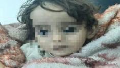 Imam bambina siriana morta di freddo in Siria congelata
