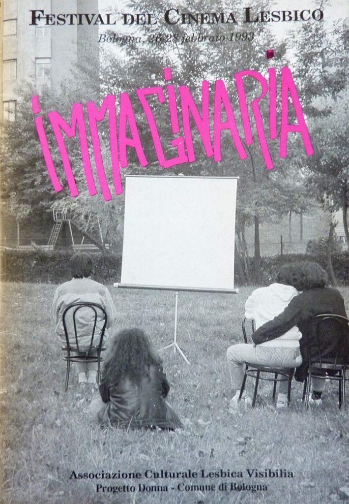 Immaginaria film festival lesbiche prima locandina 1993