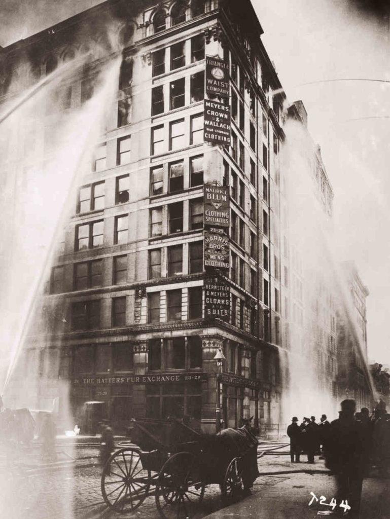 Incendio della fabbrica Triangle