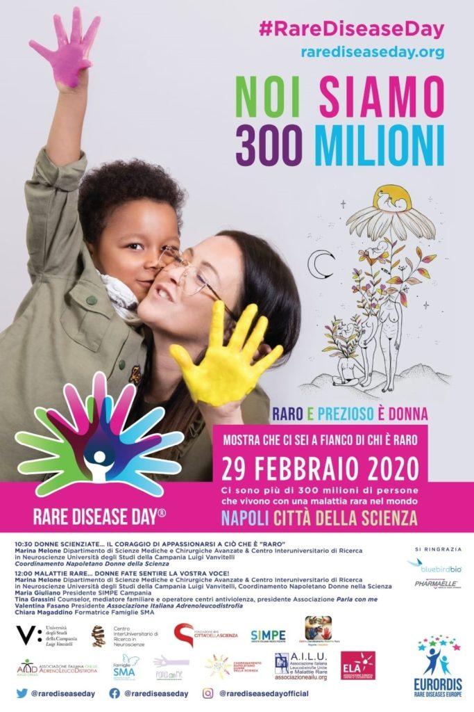 Giornata internazionale delle Malattie Rare 13 esima