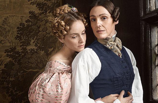 Gentleman Jack Anne Lister serie tv esclusiva italiana Immaginaria Film Festival