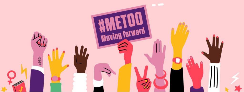 #MeToo moving forward movimento donne Anche Io