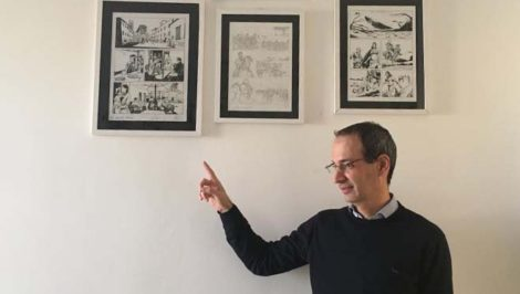 Paolo MG Maino blog Fumetti Avventura