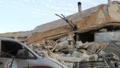 Siria Idlib guerra foto Amnesty International