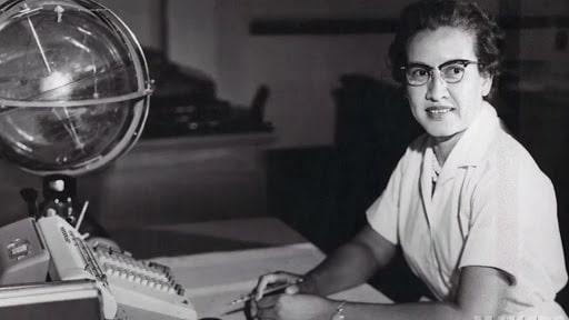 Katherine Johnson NASA