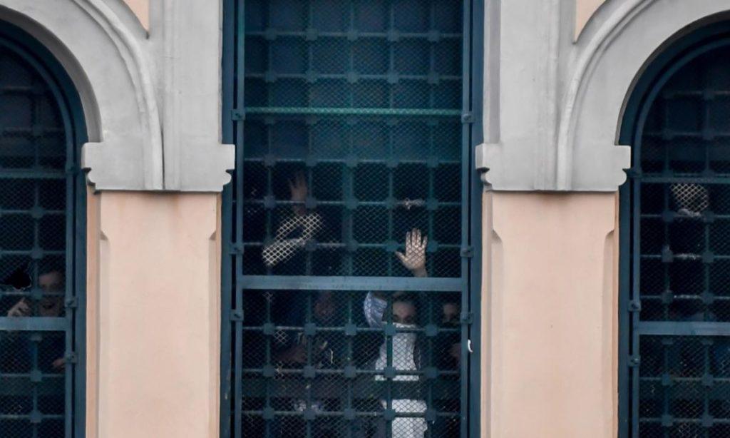 carceri e coronavirus rivolta nei penitenziari italiani