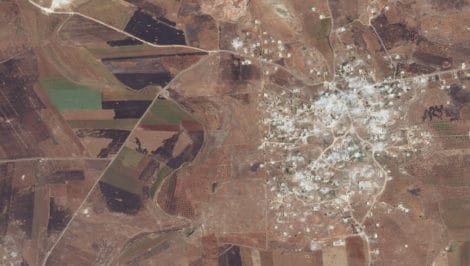 siria idlib escalation violenze 1 milione di persone in fuga