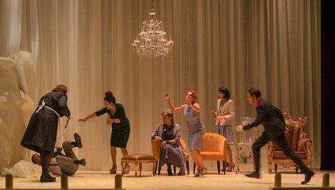 teatro.it-Mine-vaganti-Ferzan-ozpetek-opera teatrale Nuovo Teatro, Fondazione Teatro della Toscana