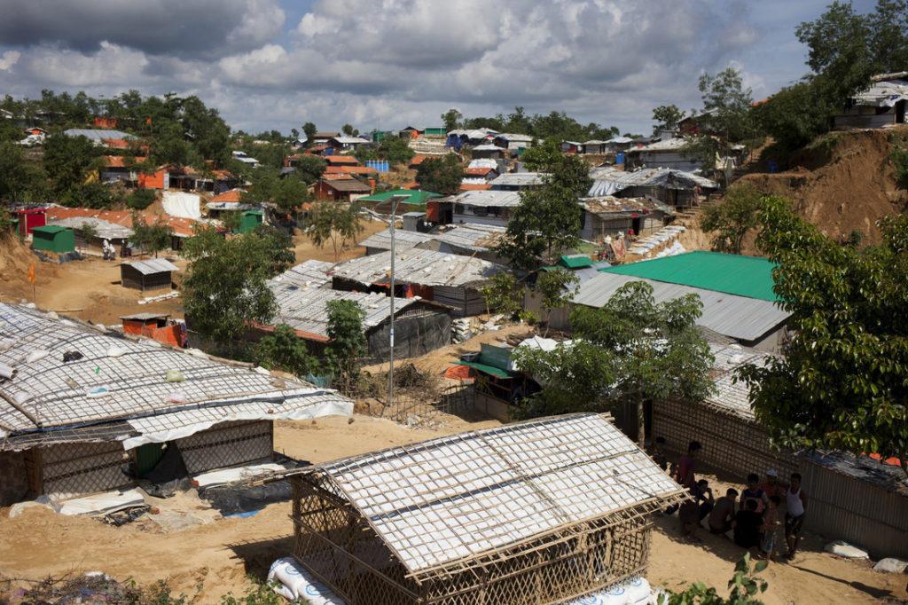 Campo profughi Rohingya Cox's Bazar_ credit Abbie Trayler-Smith Oxfam